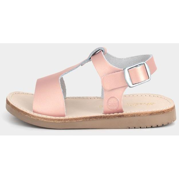 ROSE GOLD MALIBU SANDAL-FRESHLY PICKED-Kitson LA