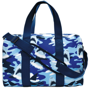 SHARKS DUFFLE BAG-ISCREAM-Kitson LA