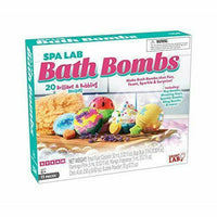SPA LAB: BATH BOMBS-HACHETTE BOOK GROUP-Kitson LA