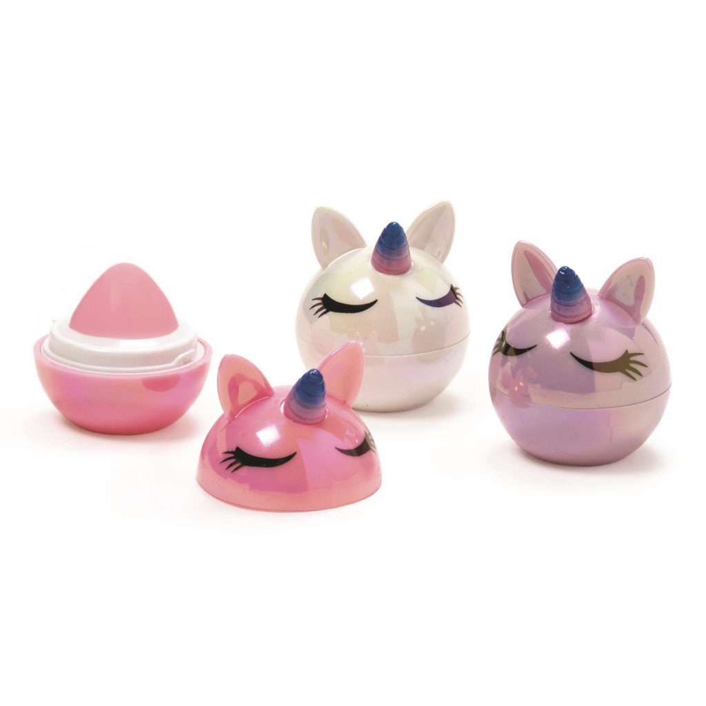 SPARKLE & SHINE UNICORN LIP BALM-TWO'S COMPANY-Kitson LA