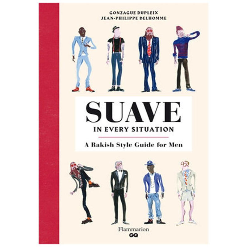 SUAVE IN EVERY SITUATION-PENGUIN RANDOM HOUSE-Kitson LA