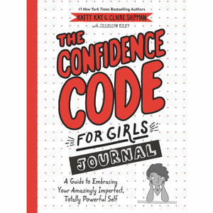 THE CONFIDENCE CODE FOR GIRLS JOURNAL-HARPER COLLINS PUBLISHING-Kitson LA