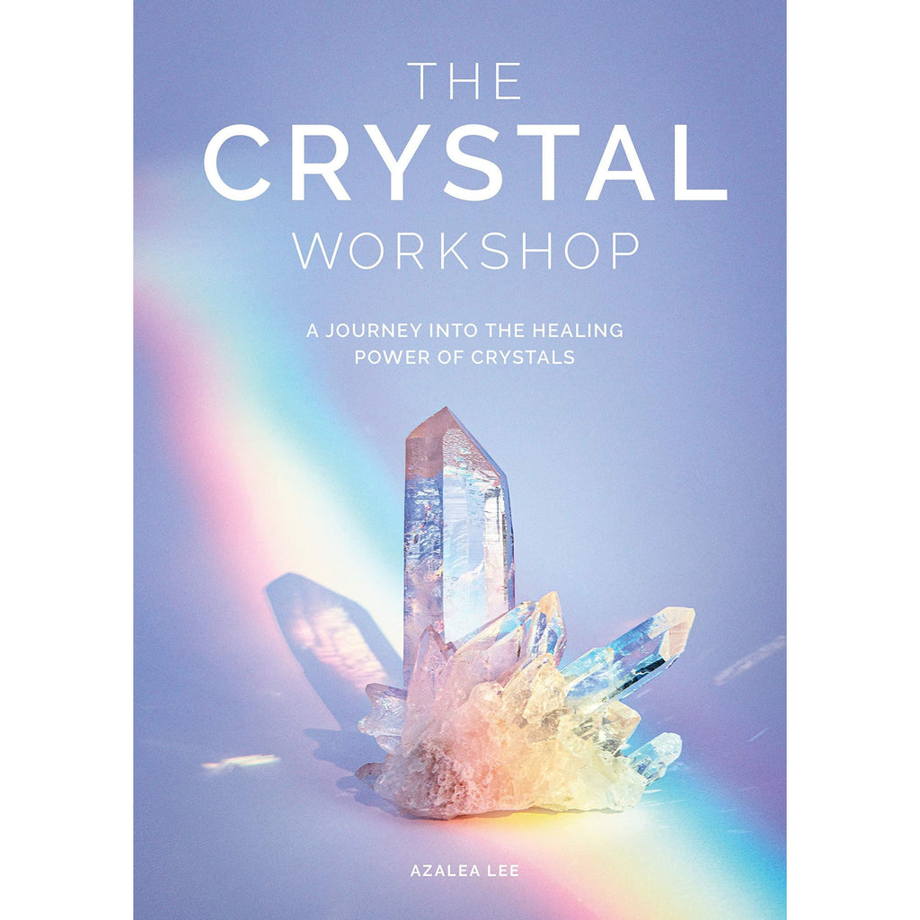 THE CRYSTAL WORKSHOP-WORKMAN PUBLISHING-Kitson LA
