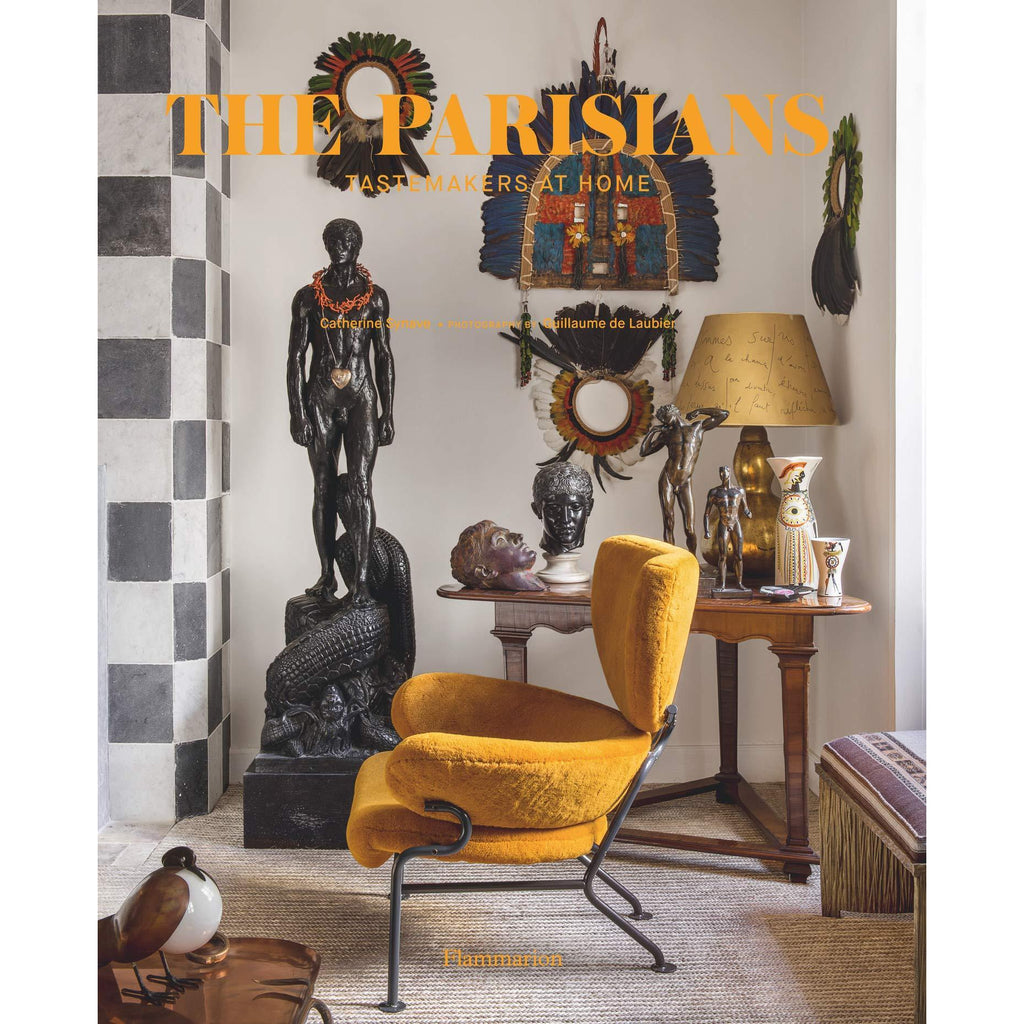 THE PARISIANS: TASTEMAKERS AT HOME-PENGUIN RANDOM HOUSE-Kitson LA