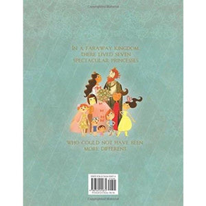 THE SEVEN PRINCESSES-HACHETTE BOOK GROUP-Kitson LA