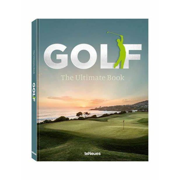 THE ULTIMATE BOOK OF GOLF-TENEUES-Kitson LA