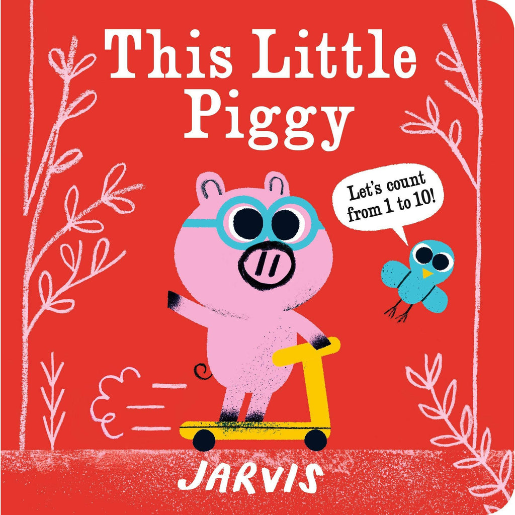THIS LITTLE PIGGY: A COUNTING BOOK-PENGUIN RANDOM HOUSE-Kitson LA