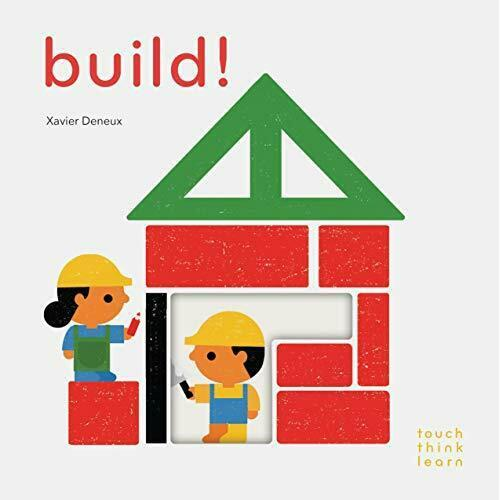 TOUCH THINK LEARN BUILD-HACHETTE BOOK GROUP-Kitson LA