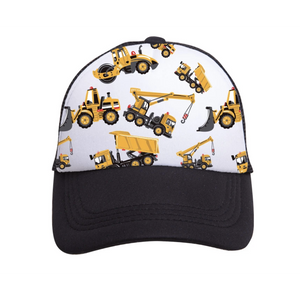 TRACTORS TRUCKER HAT-TINY TRUCKER-Kitson LA