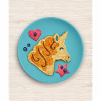 UNICORN CRACK A SMILE BREAKFAST MOLD-FRED AND FRIENDS-Kitson LA