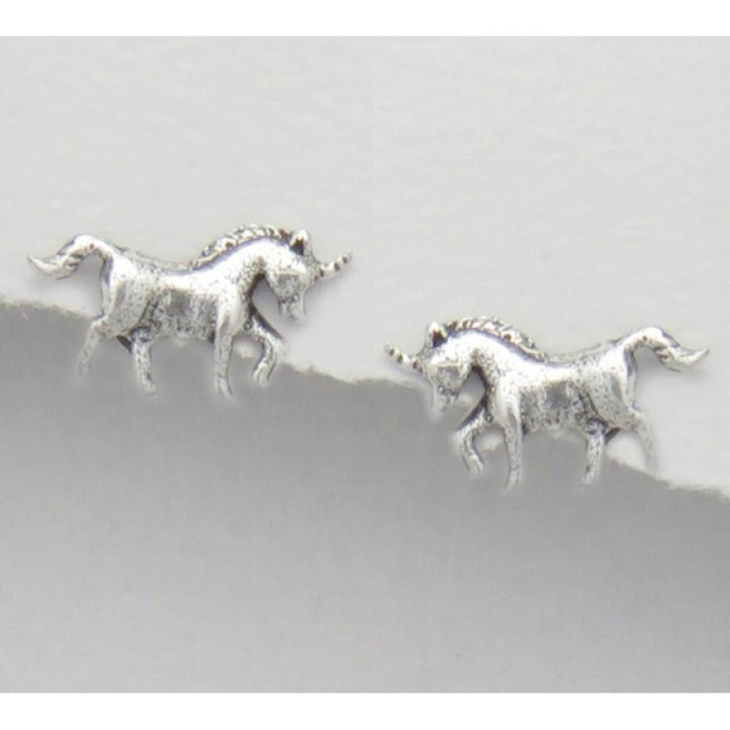 UNICORN EARRINGS-LILY AND MOMO-Kitson LA