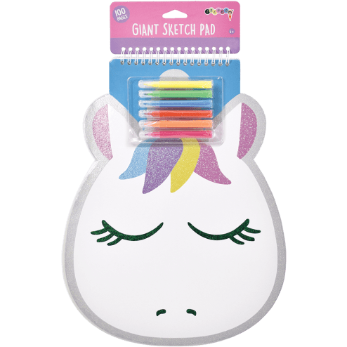UNICORN GIANT SKETCH BOOK-ISCREAM-Kitson LA