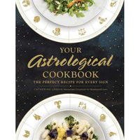 YOUR ASTROLOGICAL COOKBOOK-SIMON & SCHUSTER-Kitson LA