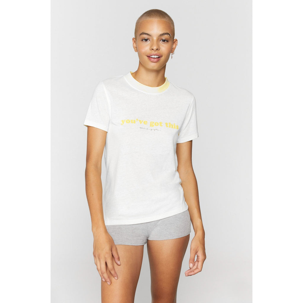 YOU'VE GOT THIS GYM TEE-SPIRITUAL GANGSTER-Kitson LA