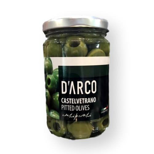 Castelvetrano pitted olives