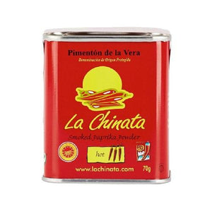 La Chinata hot smoked paprika