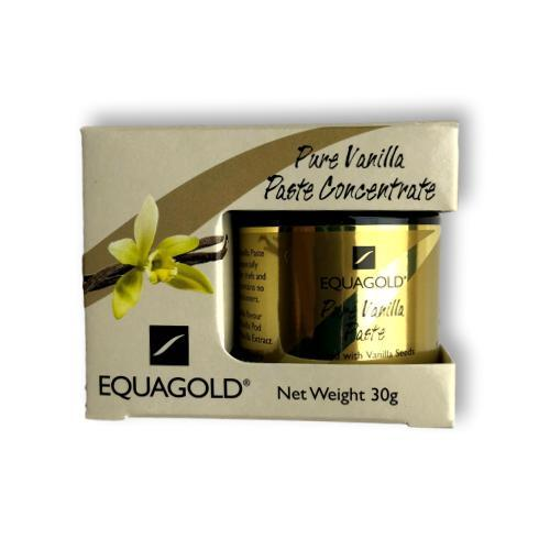 Vanilla Bean Paste Equagold 30g