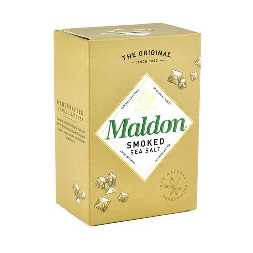 Sea Salt Maldon Smoked