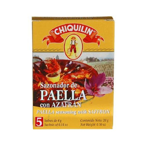 Spanish Paella Seasoning