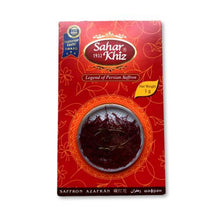 Load image into Gallery viewer, Iranian saffron 1g