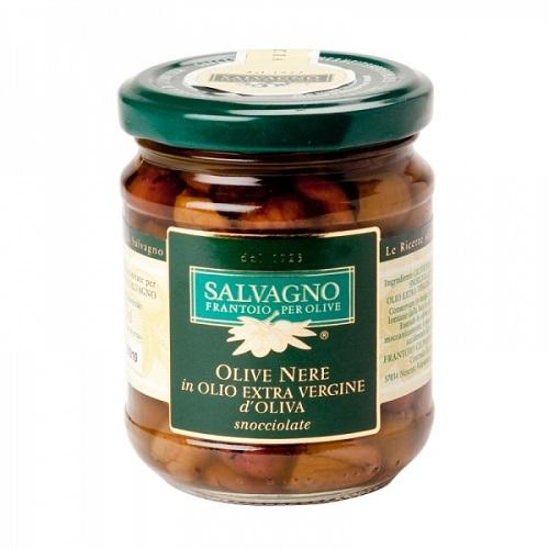 Salvagno Olives in Oil