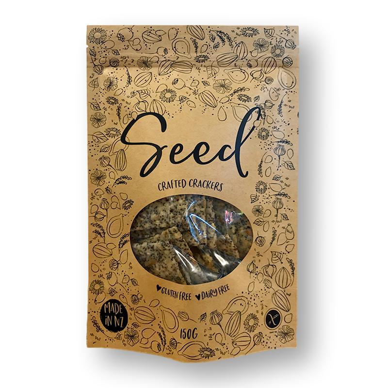 Seed Crafted Crackers