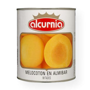 Spanish Peach Halves 850g