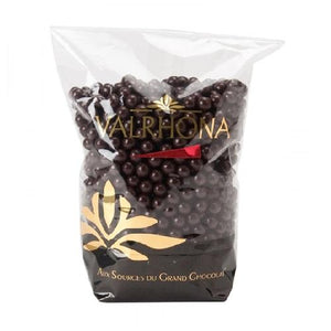 valrhona Dark Chocolate Pearls