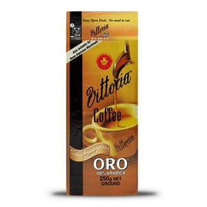 vittoria oro coffee ground 250g