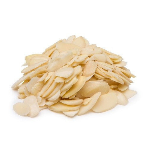 Blanched sliced almonds