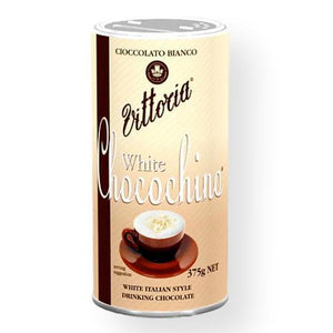 vittoria chocochino white hot chocolate