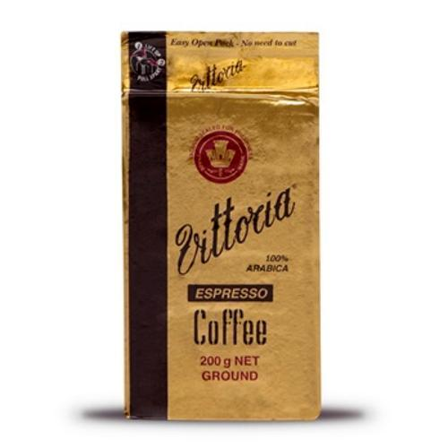 Vittoria Expresso Ground Coffee