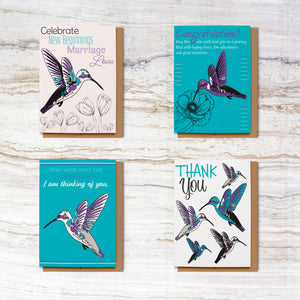 New Arrival! 100% Recycled Greeting Cards