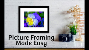 New Class! Picture Framing Made Easy