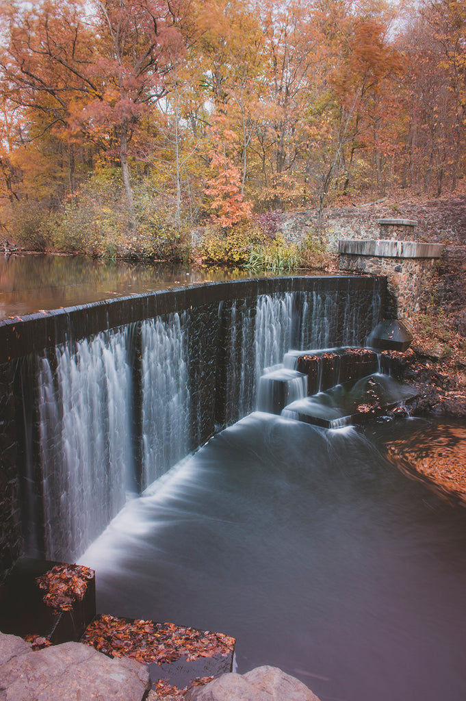 Seely's Pond Waterfall
