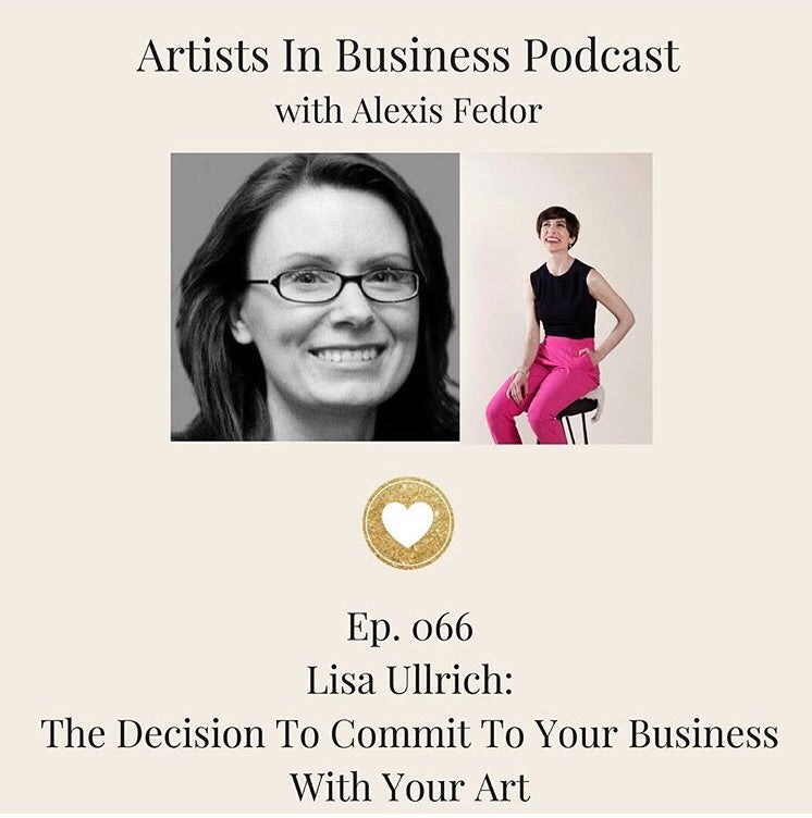 Artists in Business Podcast Interview