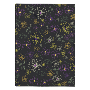 Charming Blooms Garden Party Hardcover Journal