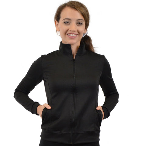 Women's ACTIVE Dance Cheer Warm Up Jacket