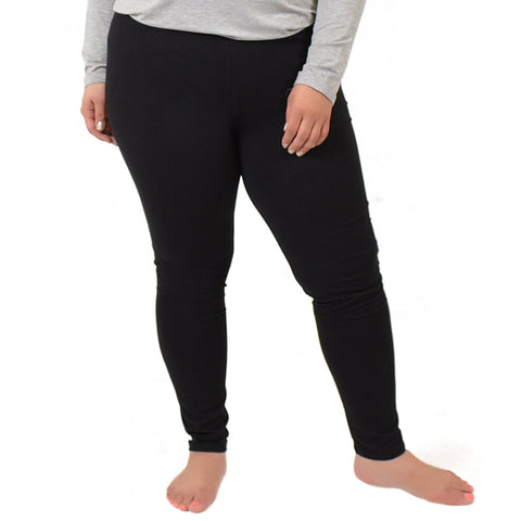 Plus Size 4X 5X Cotton Leggings