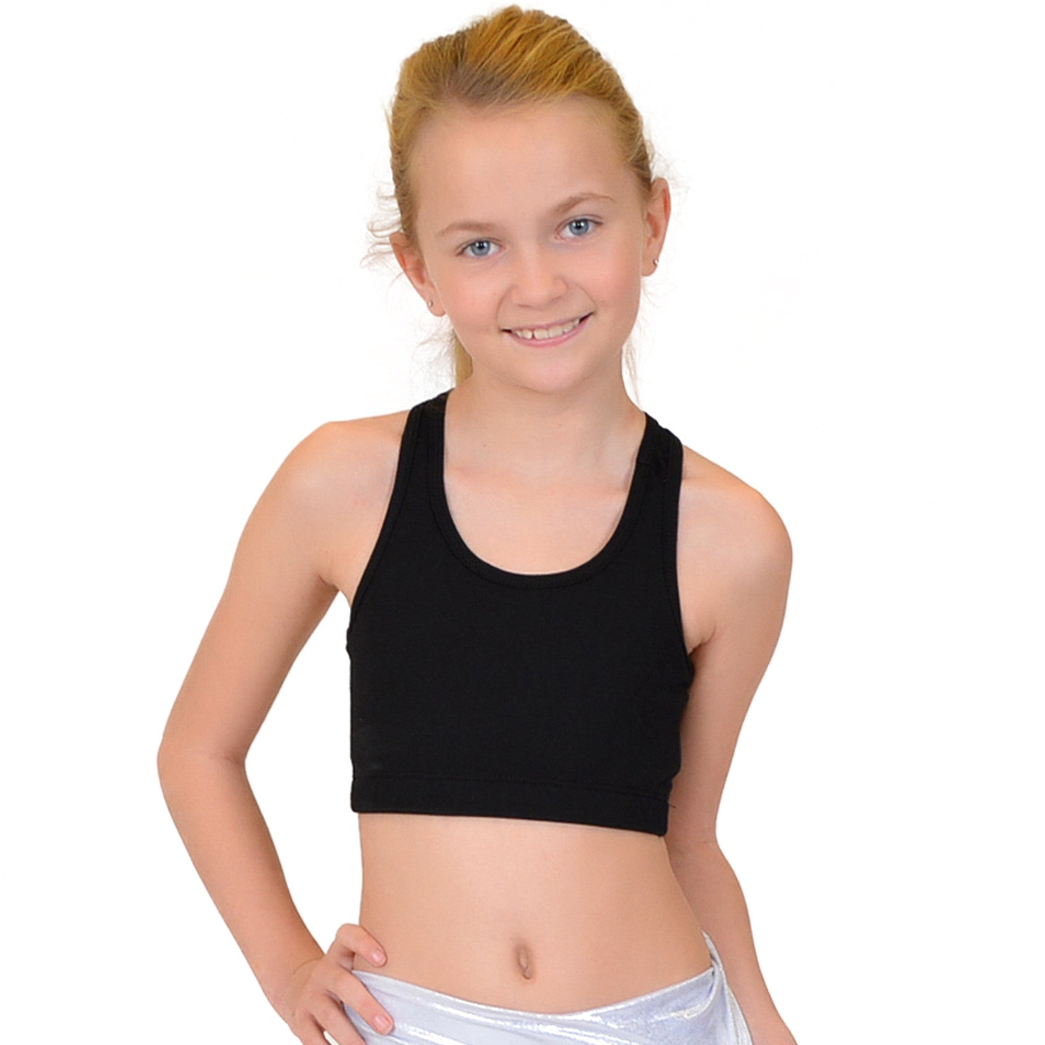 Sports Bras products View all gym clothes It doesn't matter if you are taking part in a yoga session, a run, or a regular trip to the gym then a sports bra is an essential piece of gym wear for women.