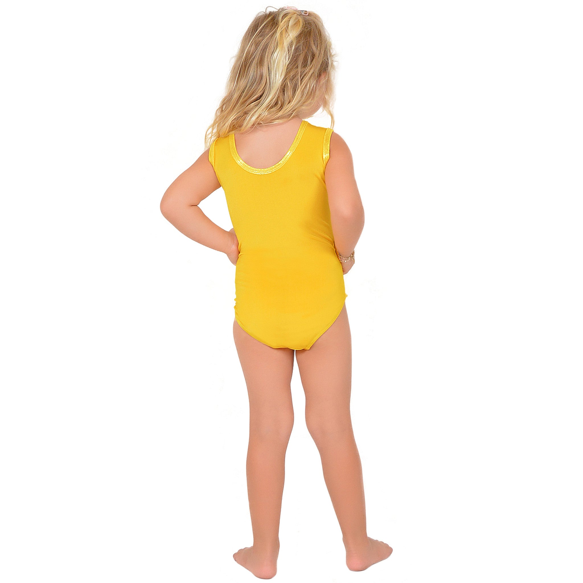 Girl's Mystique Belle Leotard