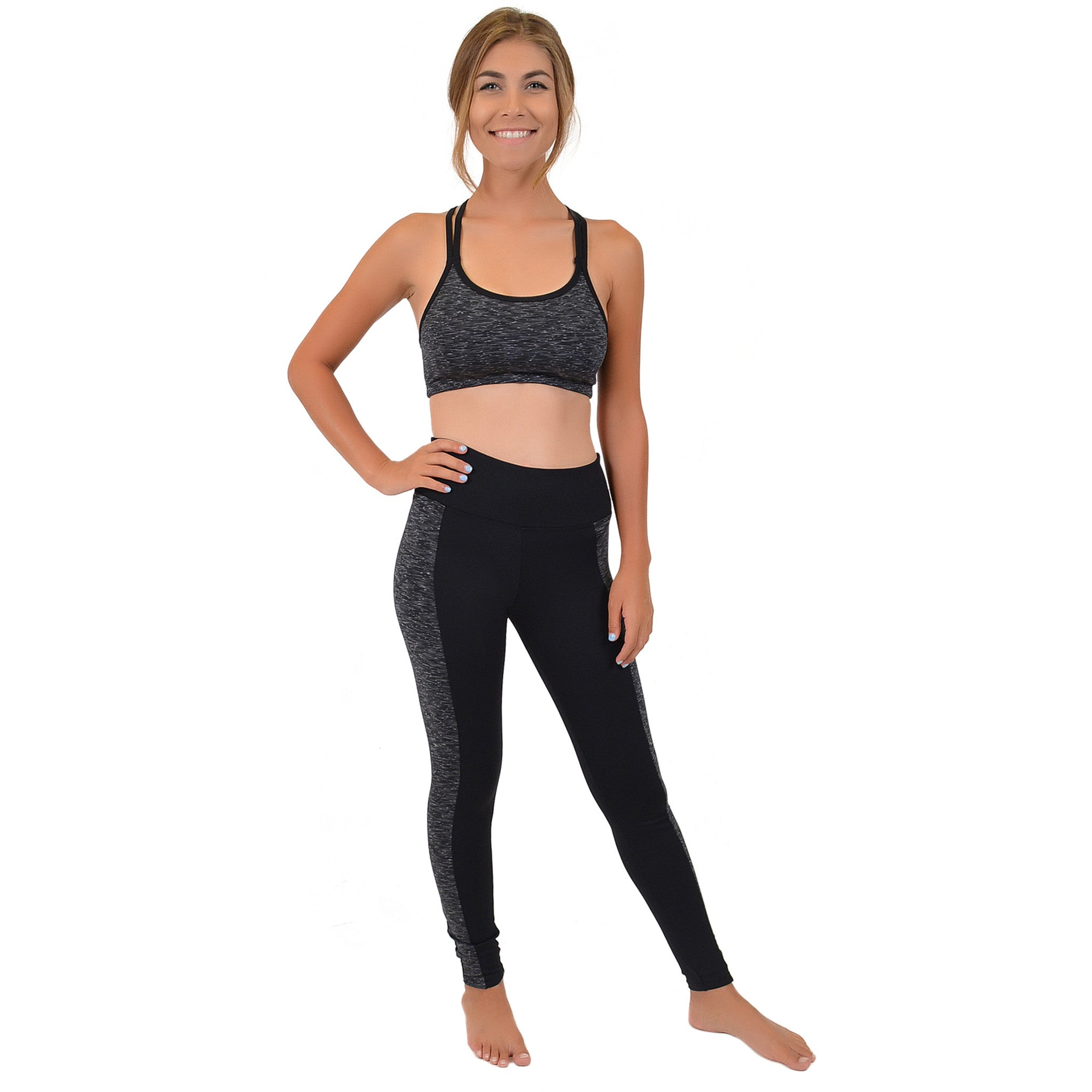 Women's Vicky Two-Tone Leggings