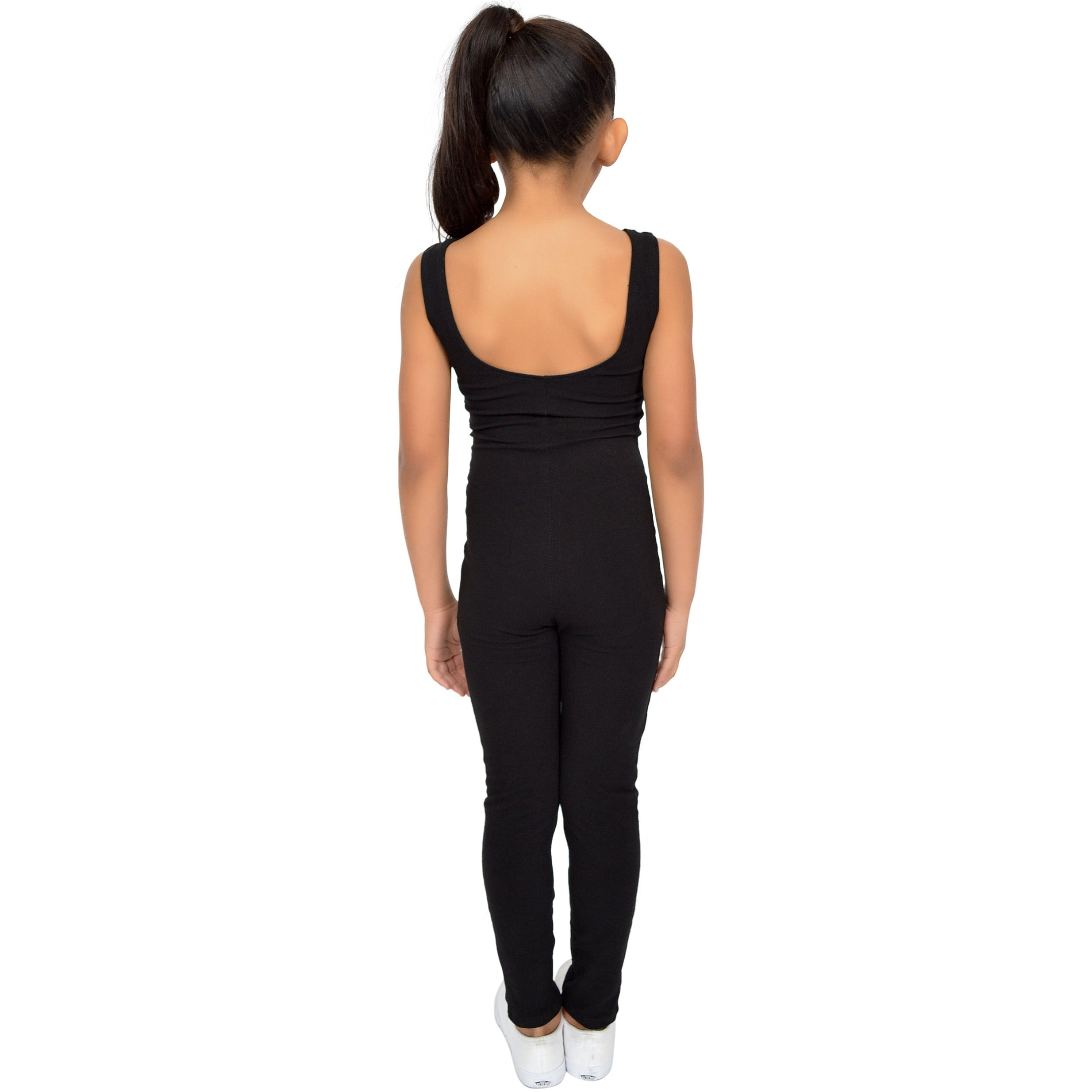 Teamwear Cotton Tank Unitard