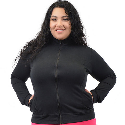 Plus Size PERFORMANCE Cadet Jacket