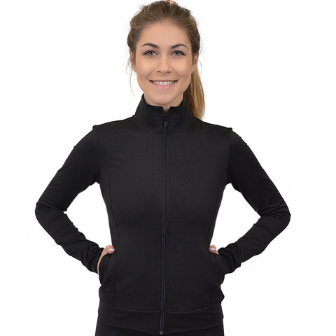 Teamwear PERFORMANCE Cadet Warm Up Jacket