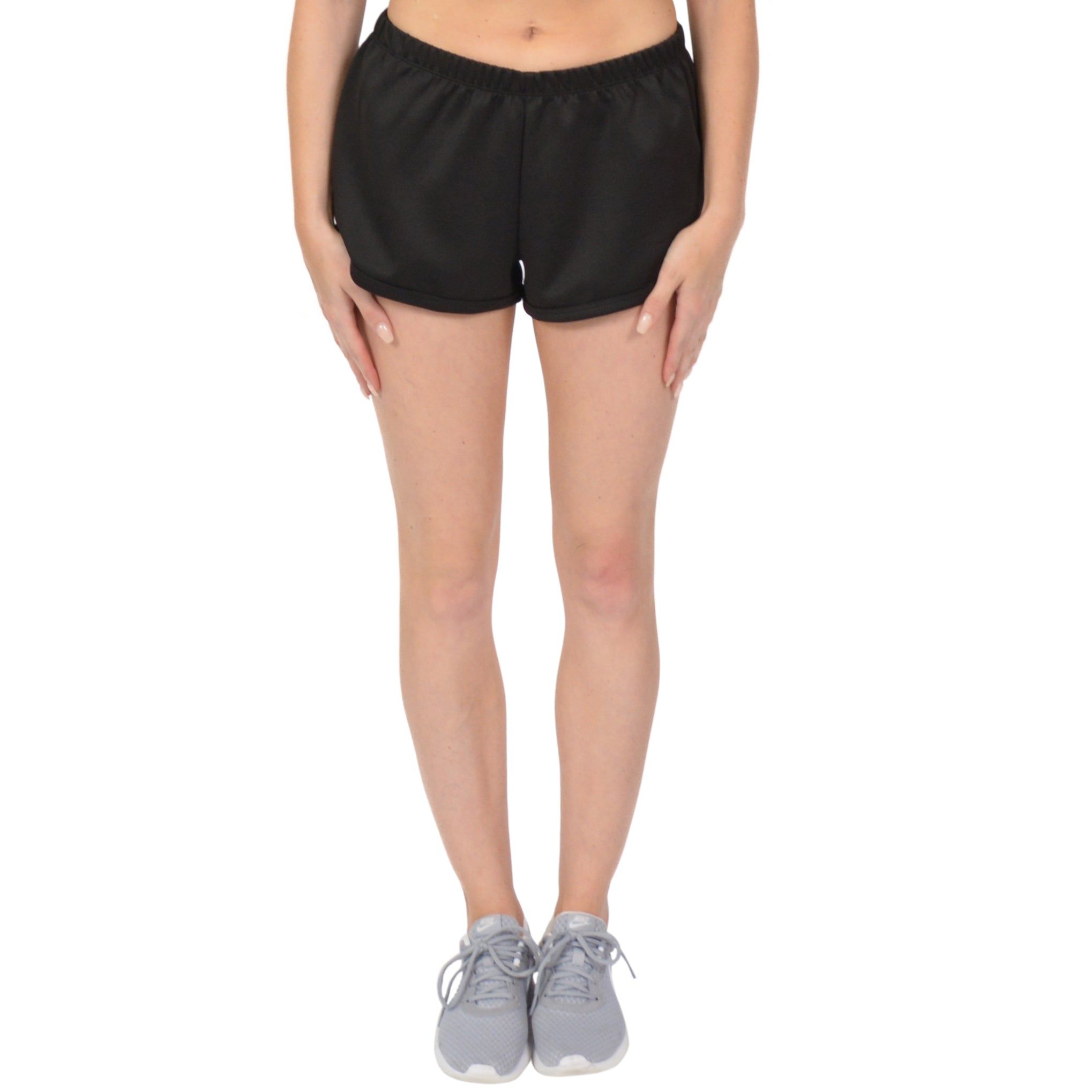 Girl's Running Workout Fitness Shorts