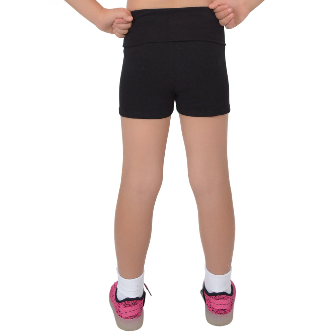 Girl's Yoga Shorts