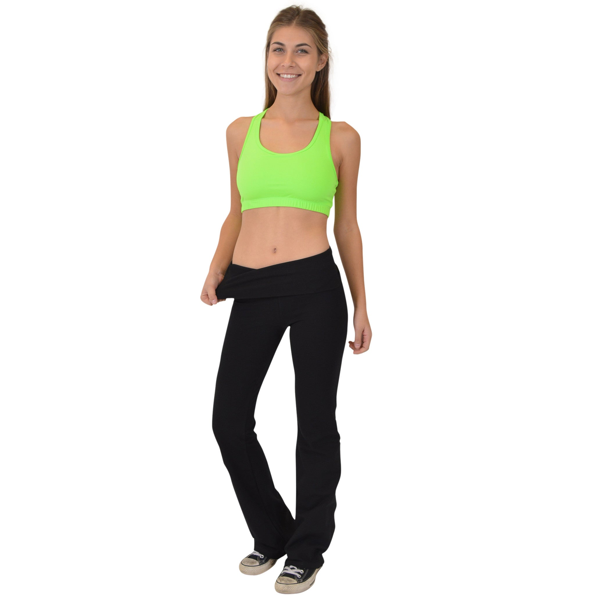 Women's Cotton Yoga Pants