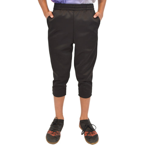 Boy's Cropped Soccer Active Joggers