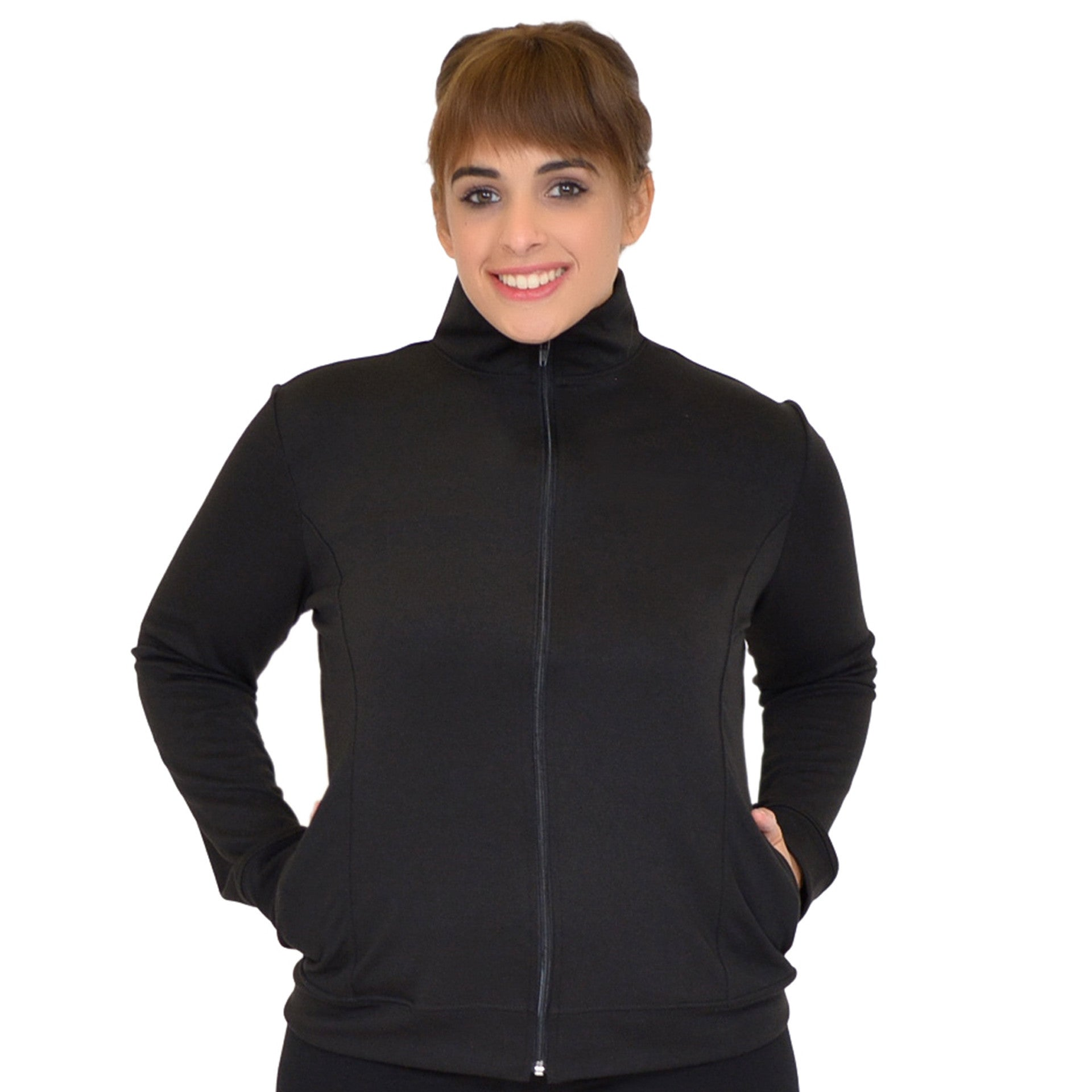 Personalizable and Customizable Plus Size PERFORMANCE Cadet Jacket